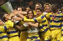 落魄!帕尔马拍卖99年联盟杯奖杯 起价五万欧