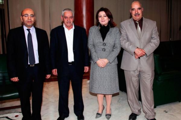 突尼斯全国对话大会荣获2015年诺贝尔和平奖 成员资料图