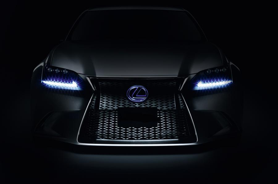雷克萨斯将发布全新概念车 新一代LS前瞻