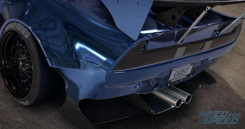 《极品飞车19》11辆新车截图:历代最强画质