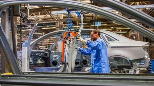 奥迪巴西工厂运行 打造其首款弹性燃料车