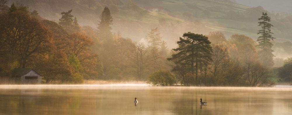 英国湖区震撼美景
