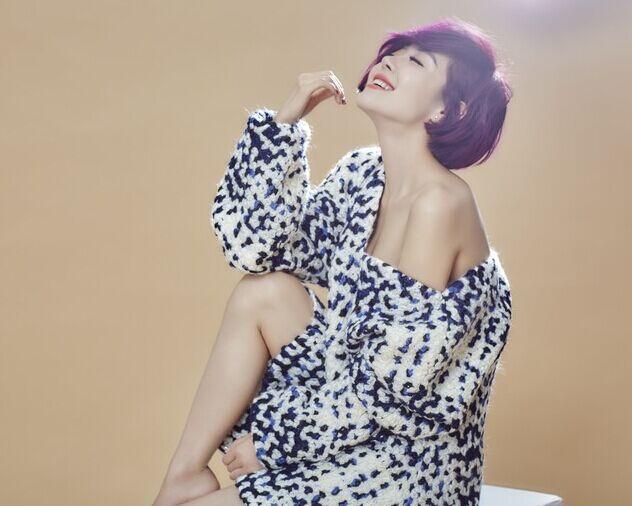 安又琪生日发单曲 《笑着说再见》演绎治爱情歌