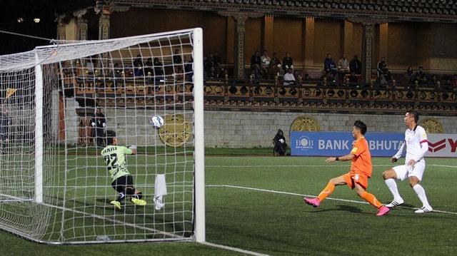 世预赛-香港1-0不丹力压国足 陈肇麟头球绝杀