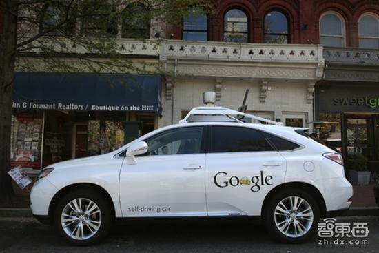 美国加州:无人驾驶出车祸多是因为太谨慎