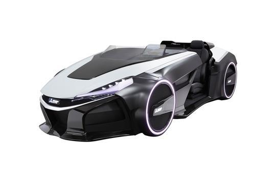 三菱EMIRAI 3 xDAS概念车将亮相东京车展