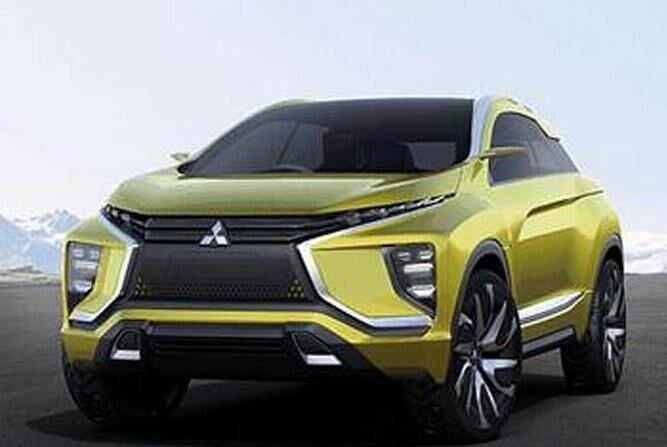 三菱展示自动驾驶概念车 拟2020年投入运用