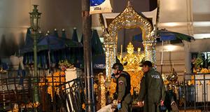 泰国曼谷市中心发生爆炸