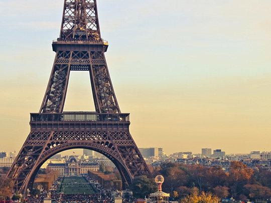 巴黎24hr:时光凝聚在精致里