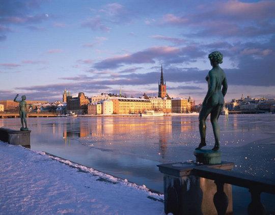斯德哥尔摩24hr:悠闲惬意的北欧生活