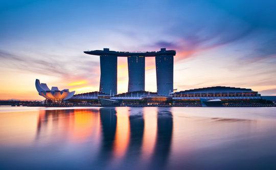 新加坡24hr:狮城弥漫的南洋风情