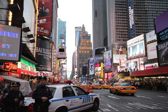 纽约24hr:悠闲在世界最繁忙的角落
