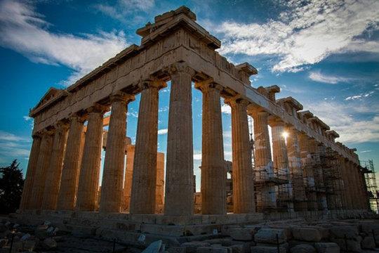 雅典 24hr:慢悠悠的海边古城