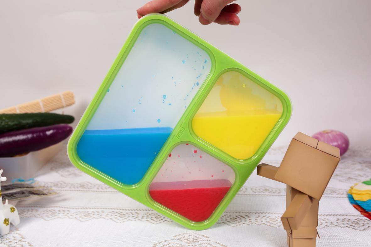 科罗恩拼薄108能量方饭盒 引领创意家居礼品市场新风尚图片