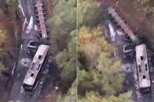 法国波尔多客货车相撞至少43人死 乘客多为老年人