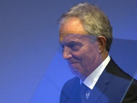 布莱尔为伊战争中的错误道歉 伊民众:道歉太晚