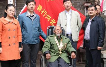 邯郸爱国拥军大型公益活动启动