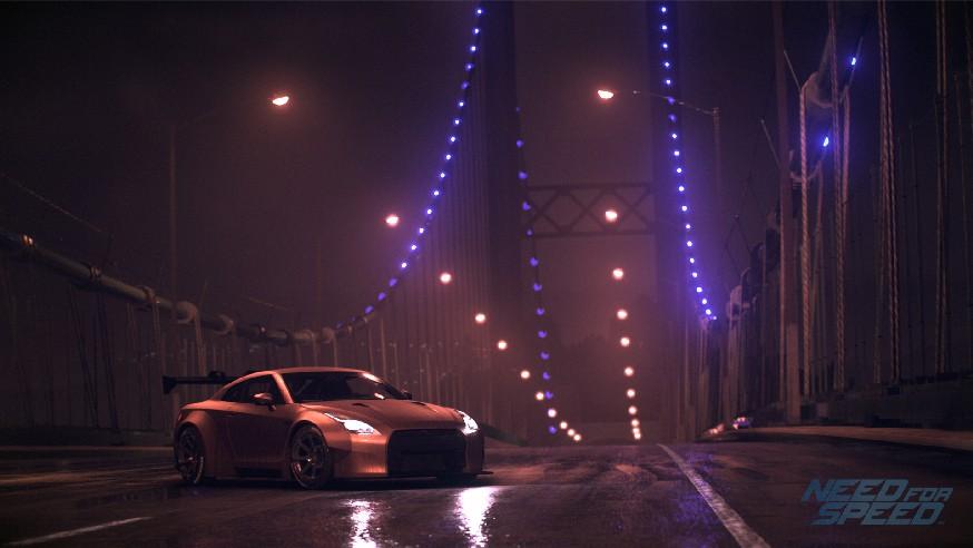 《极品飞车19》最新游戏截图曝光