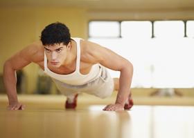 男人运动也分体型,对号入座