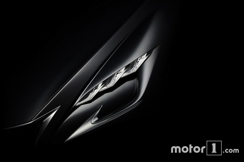 雷克萨斯新一代LS或为全驱燃料电池车