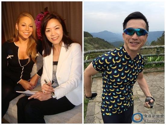 庾澄庆主播女友精通4语 曾交往2名富家子
