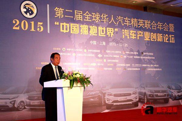 付于武:加速培养属于中国的汽车工程师