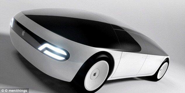 苹果加入智能汽车混战 设计师展示设备制造商