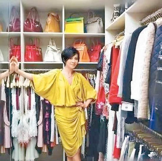 刘嘉玲身家超过6.5亿 亿元豪宅内景曝光