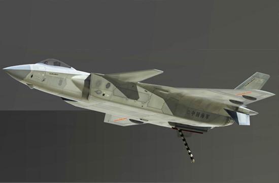 歼20将是中国下一代舰载机?