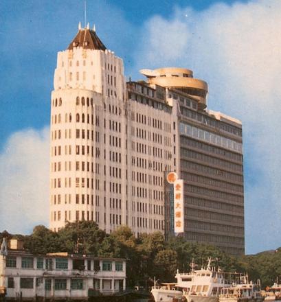 2015广马路线及沿途风景