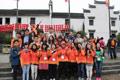 2014韩国青年友好使者代表团访华