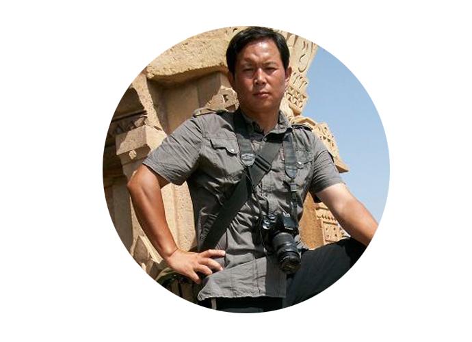 吴涛—— 古道探险第一人