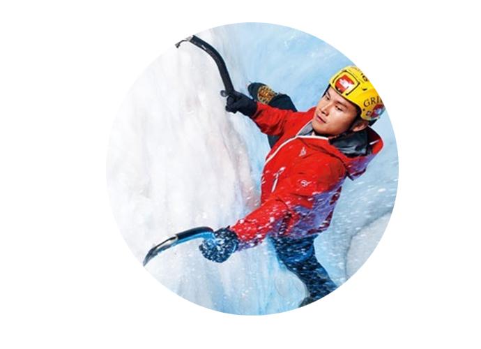 孙斌—— 拥有丰富攀登经验的资深登山家