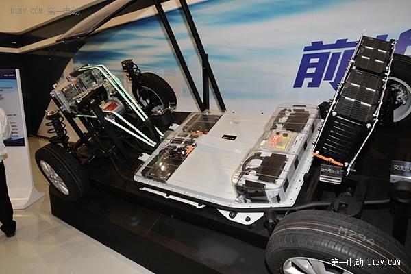 长安汽车第二届新技术展开幕 七大领域彰显实力