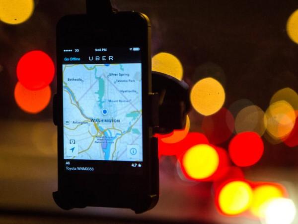 印度Uber司机强奸女顾客 被判无期徒刑