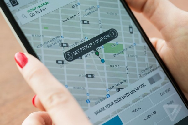 Uber欲为美国签约司机推出银行服务
