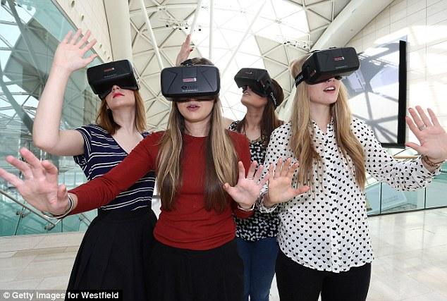 Facebook将开发虚拟世界传送机