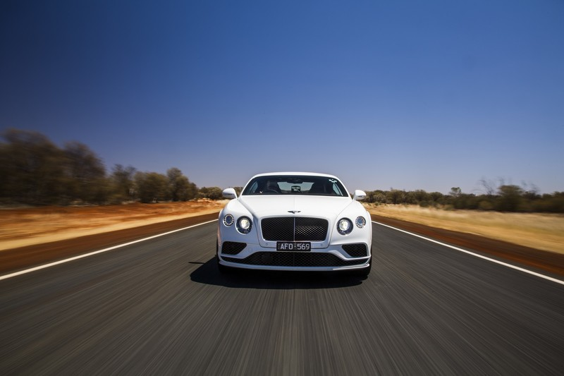 宾利官方公布:欧陆GT Speed极速331公里/时