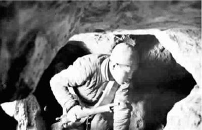 冀中抗日地道战:挖地道3万里 设置兵工厂(图)