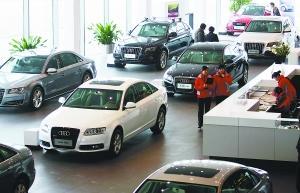 10月销量意外猛涨 车市年底翘尾拉高全年增速