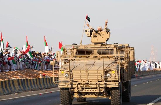 阿联酋首支赴也门作战部队撤回