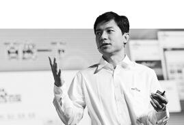 李彦宏播火湖北: 互联网未来靠技术推动