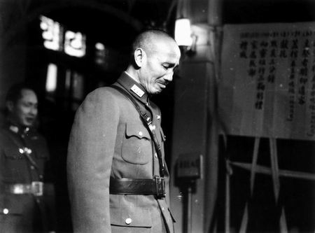 揭秘:陷入绝境的蒋介石为啥不死守南京?
