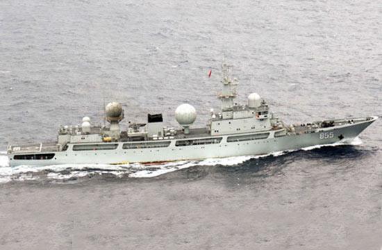 我电侦船巡航钓鱼岛遭日机监视