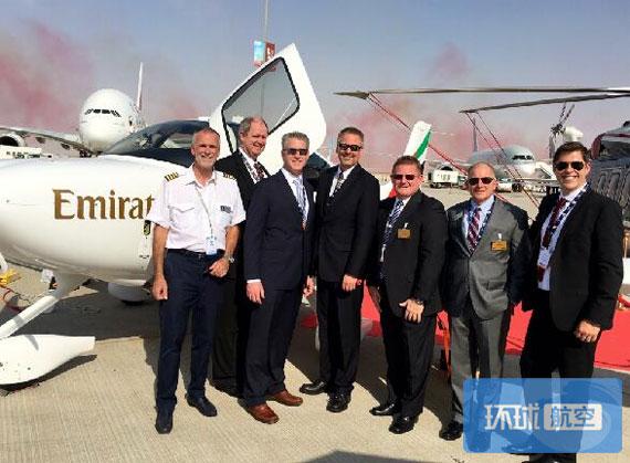 迪拜航展中航通飞西锐收获大单:售22架SR22