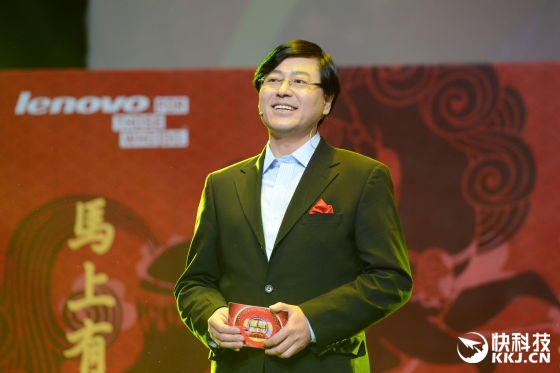 杨元庆炮轰国产手机:为了量不要命 都是大忽悠