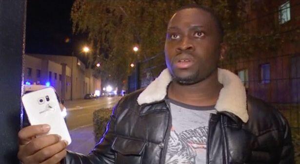 命大:巴黎恐袭中一名幸存男子称手机救了自己性命
