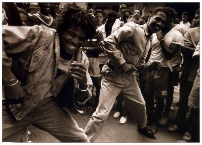 最是古巴风情:萨尔萨舞