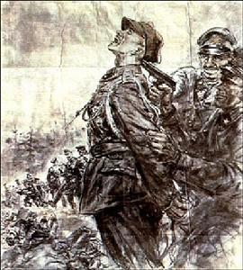 """揭秘""""卡廷事件"""":是谁枪杀1.2万波兰军官?"""