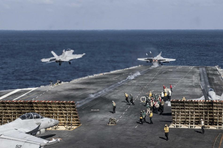 美媒:美应放弃亚太老大地位 避免同中国冲突 - 海军 - 快乐海军的博客